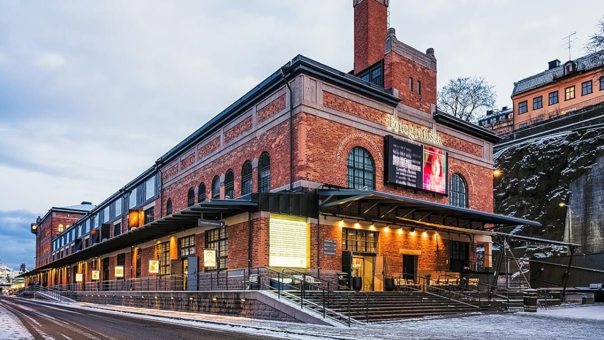 Fotografiska museet i Stockholm